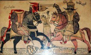 أبو زيد الهلالي - قصة حياة أبو زيد الهلالي