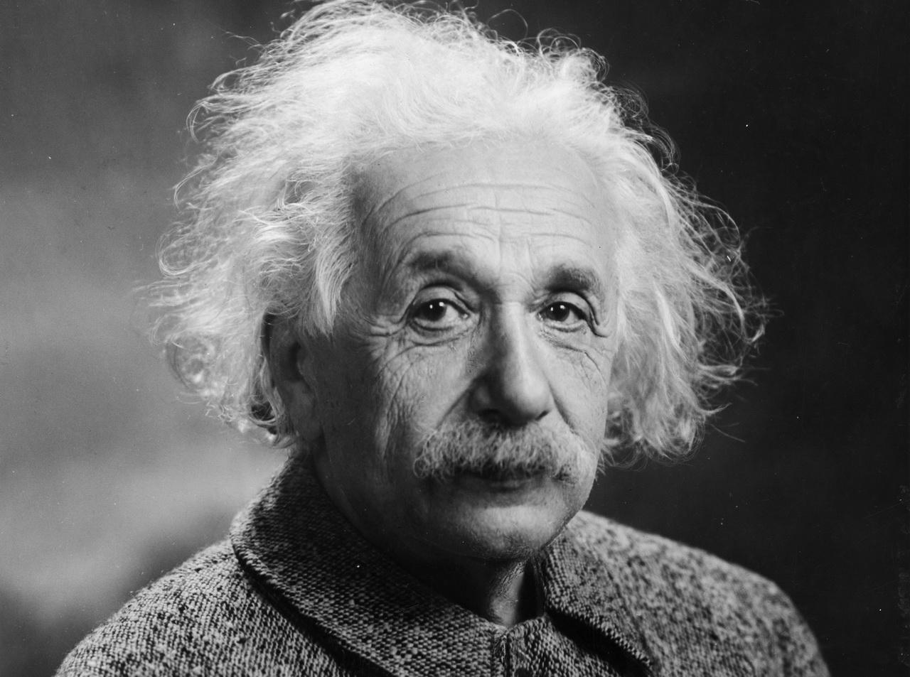 ألبرت إينشتاين