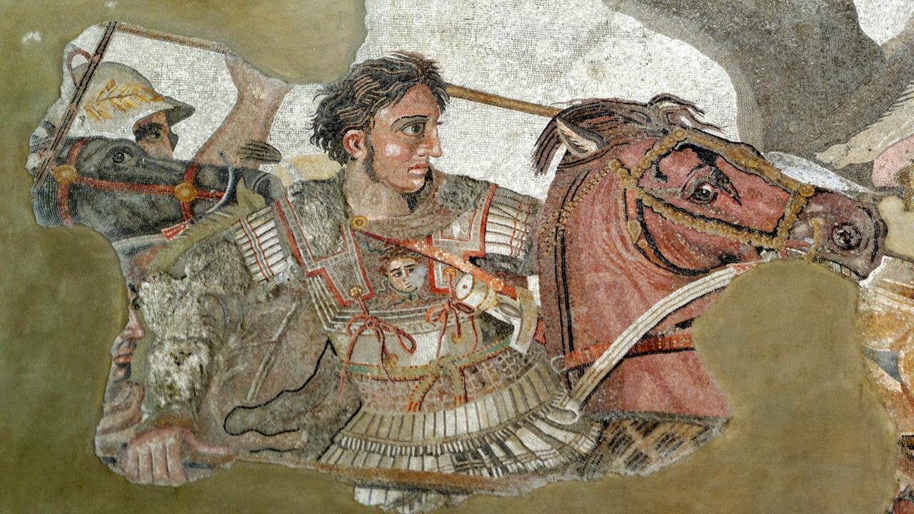 الإسكندر المقدوني