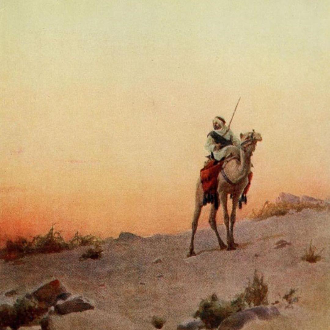 قيس بن الملوح - قصة حياة قيس بن الملوح الشاعر الملقب بـ مجنون ليلى