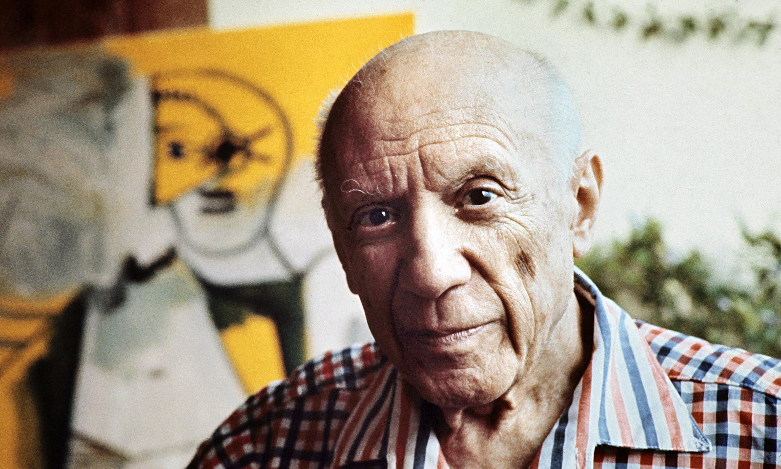 بابلو بيكاسو - قصة حياة بابلو بيكاسو أبو الرسم التكعيبي