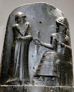 حمورابي - قصة حياة حمورابي ملك بابل