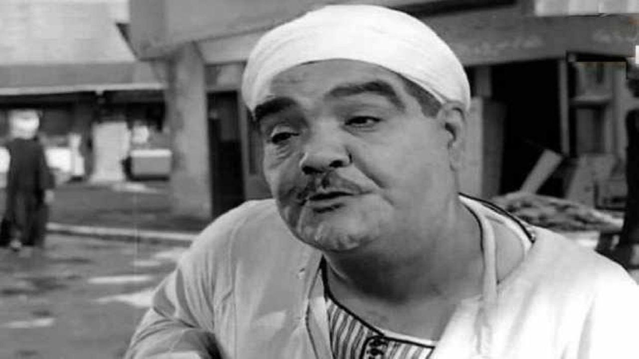 رياض القصبجي - سيرة حياة الممثل الشهير بـ الشاويش عطية - نجومي