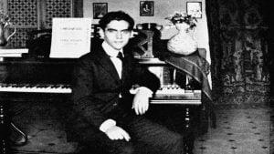 فيديريكو غارثيا لوركا