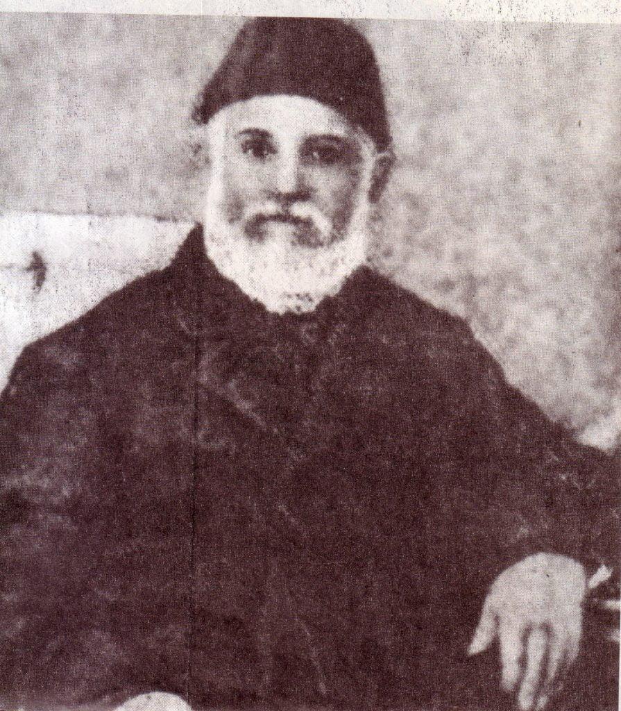 أحمد فارس الشدياق