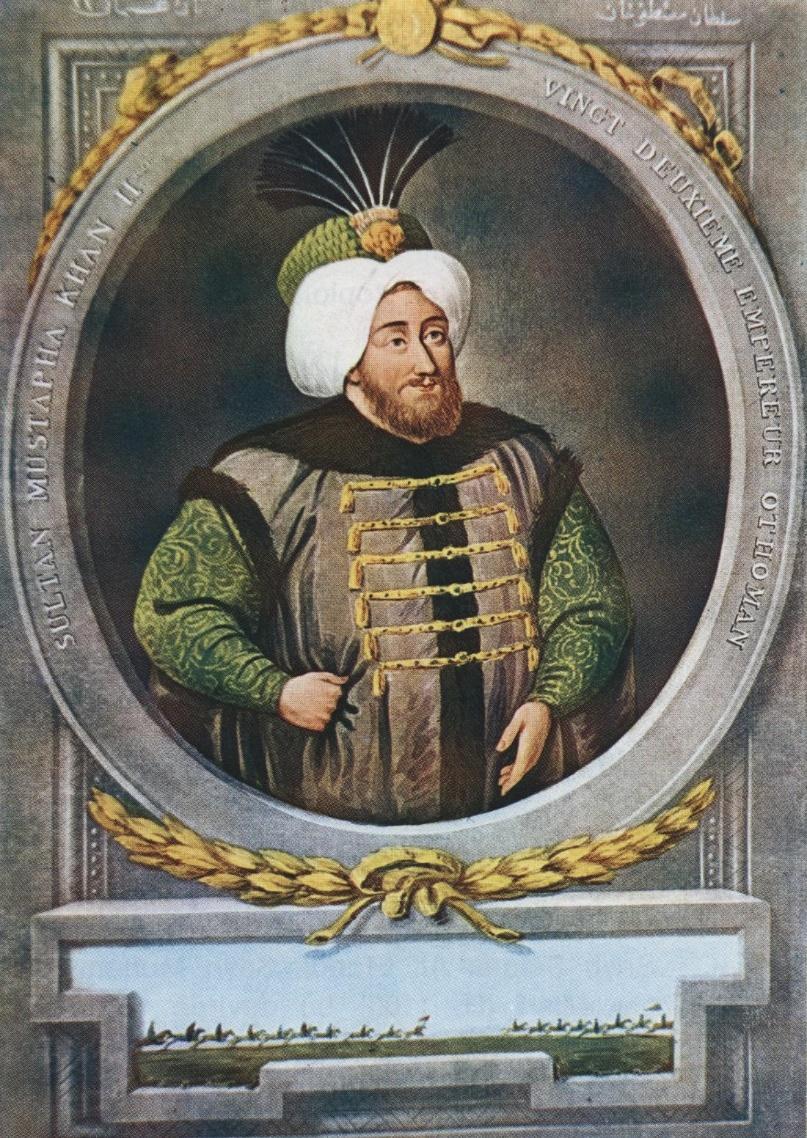 مصطفى الثاني