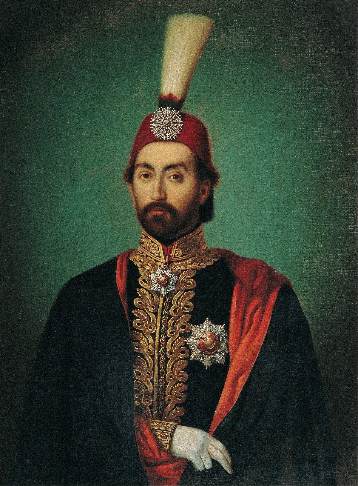 عبد المجيد الأول